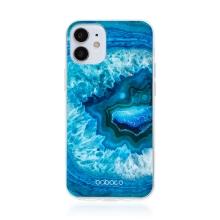 Kryt BABACO pro Apple iPhone 12 mini - gumový - akvamarín