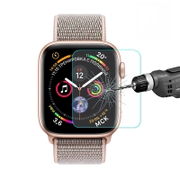 Tvrzené sklo (Tempered Glass) ENKAY pro Apple Watch 40mm series 4 - čiré - sada 2 ks