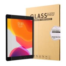 "Tvrzené sklo (Tempered Glass) pro Apple iPad 10,2"" (2019-2020) - čiré - 0,25mm"