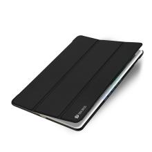 Pouzdro DUX DUCIS pro Apple iPad mini 4 / mini 5 - funkce chytrého uspání + stojánek - šedé