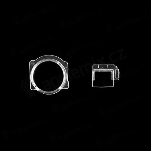 Vymezovací kroužek přední kamery + díl k uložení proximity senzoru pro Apple iPhone 5 / 5C / 5S - kvalita A+