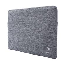 """Pouzdro / obal BASEUS pro Apple MacBook Pro 15"""" (2016-2018) - látkové - šedé"""