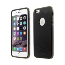 Gumové kryty LOVE MEI AEGIS (sada 2ks) pro Apple iPhone 6 / 6S + šedý oddělitelný rámeček