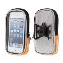 Sportovní pouzdro ROSWHEEL na kolo pro Apple iPhone 5 / 5C / 5S / SE a další zařízení vel. 4