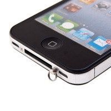 Speciální šroubek s okem pro Apple iPhone 4 / 4S