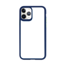 Kryt USAMS Janz pro Apple iPhone 11 Pro Max - plastový / gumový