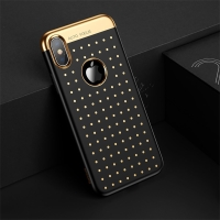 Kryt BASEUS Star pro Apple iPhone X / Xs - gumový