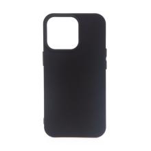 Kryt pro Apple iPhone 13 Pro Max - silikonový - černý