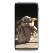 Externí baterie / power bank STAR WARS - Baby Yoda - 10000 mAh - 2x USB - černá