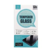 Tvrzené sklo (Tempered Glass) USAMS pro Apple iPhone X - na přední stranu - ultratenké - 0,15mm