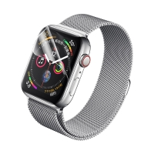 Ochranná hydrogelová fólie ROCK pro Apple Watch 44mm Series 4 / 5 - přední - 2ks