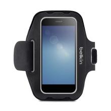"""Univerzální sportovní pouzdro BELKIN pro Apple iPhone - černé (5"""" a větší)"""