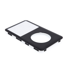 Přední část pro Apple iPod Classic - černá