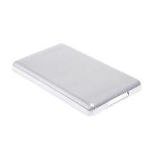Zadní kryt pro Apple iPod classic - bez loga - tenčí verze - stříbrný - kvalita A+
