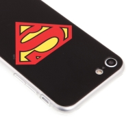 Kryt pro Apple iPhone 7 / 8 - Superman - gumový