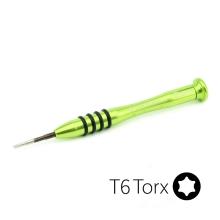 Šroubovák Torx T6 x 25mm - protiskluzová rukojeť - pro servisní činnost