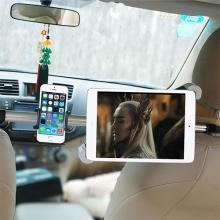 Univerzální variabilní 360° otočné držáky do auta na opěrku pro Apple iPhone / iPad / iPod a další zařízení