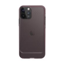 Kryt UAG Lucent pro Apple iPhone 12 / 12 Pro - gumový - pískově růžový
