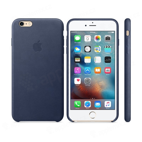 Originální kryt pro Apple iPhone 6 Plus / 6S Plus - kožený