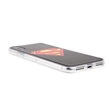 Kryt pro Apple iPhone X / Xs - Superman - gumový