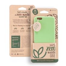 Kryt FORCELL BIO - pro Apple iPhone 6 Plus / 6S Plus - Zero Waste kompostovatelný kryt - zelený