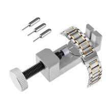 Nástroj pro rozdělení / zkrácení řemínku hodinek Apple Watch - kovový - stříbrný