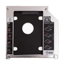 """Výměnný rámeček - """"šuplík"""" - pro 2,5 HDD SATA disk 9,5mm se spodním krytem Apple MacBook Pro"""