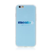 Kryt pro Apple iPhone 6 / 6S - gumový - Mentos