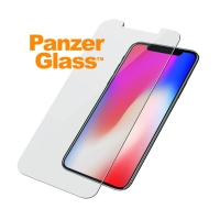 Tvrzené sklo (Tempered Glass) PANZERGLASS pro Apple iPhone X - ultrapevné - 0,4mm