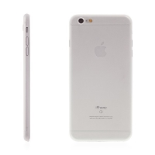 Kryt pro Apple iPhone 6 Plus / 6S Plus plastový tenký ochrana čočky průhledný