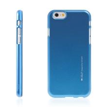 Kryt Mercury iJelly pro Apple iPhone 6 / 6S gumový modrý