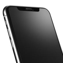 Tvrzené sklo (Tempered Glass) BENKS pro Apple iPhone X - na přední stranu - antireflexní / matné - 0,33mm