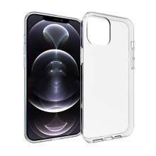 Kryt pro Apple iPhone 13 Pro Max - gumový - průhledný