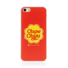 Kryt pro Apple iPhone 5 / 5S / SE - gumový - Chupa Chups