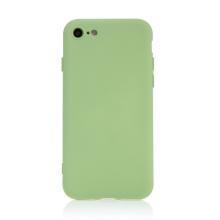 Kryt pro Apple iPhone 7 / 8 / SE (2020) - silikonový - zelený