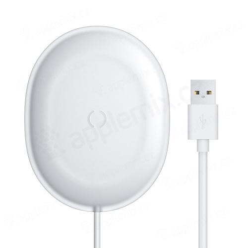Bezdrátová nabíječka / nabíjecí podložka BASEUS Jelly - Qi / Magsafe kompatibilní - 15W