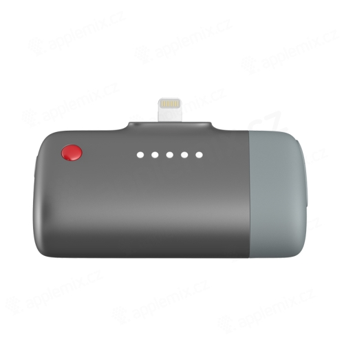 Externí baterie / power bank EMTEC - 2600 mAh - Lightning konektor - LED indikátor