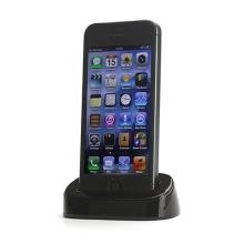 Dock (dokovací stanice) pro Apple iPhone 5 / 5S / SE - černá