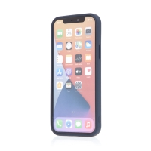 Kryt pro Apple iPhone 12 / 12 Pro - příjemný na dotek - silikonový