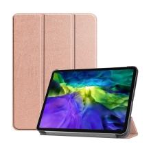 """Pouzdro pro Apple iPad Pro 11"""" (2018) / 11"""" (2020) - stojánek + funkce chytrého uspání - zlaté"""
