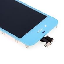 LCD panel včetně dotykového skla (digitizéru) a Home Buttonu pro Apple iPhone 4 a zadního krytu (skla)