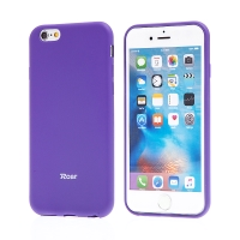 Kryt ROAR pro Apple iPhone 6 / 6S - gumový - fialový