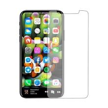 Tvrzené sklo (Tempered Glass) pro Apple iPhone X / Xs - na přední část - odolné - 0,3mm