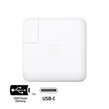 Originální Apple 61W USB-C napájecí adaptér / nabíječka pro Apple MacBook Pro 13 s Thunderbolt 3 (USB-C)
