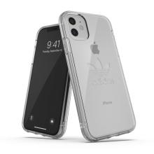Kryt ADIDAS pro Apple iPhone 11 - pevný - plastový / gumový - průhledný