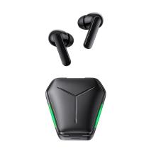 Bezdrátová sluchátka USAMS Gaming JY01 - TWS - černá