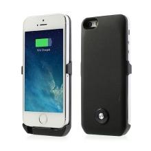 Externí baterie s plastovým krytem pro Apple iPhone 5 / 5S / SE - 3000 mAh