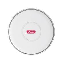 Bezdrátová nabíječka / nabíjecí podložka XO WX-010 Qi - bílá