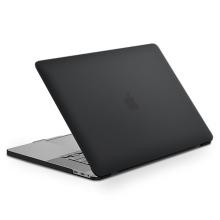 """Kryt  pro Apple MacBook Air 13,3"""" (2017 - 2021) (A1932 / A2179 / A2337) - plastový - černý"""