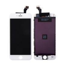 LCD panel + dotykové sklo (touch screen digitizér) pro Apple iPhone 6 - bílý - kvalita A+